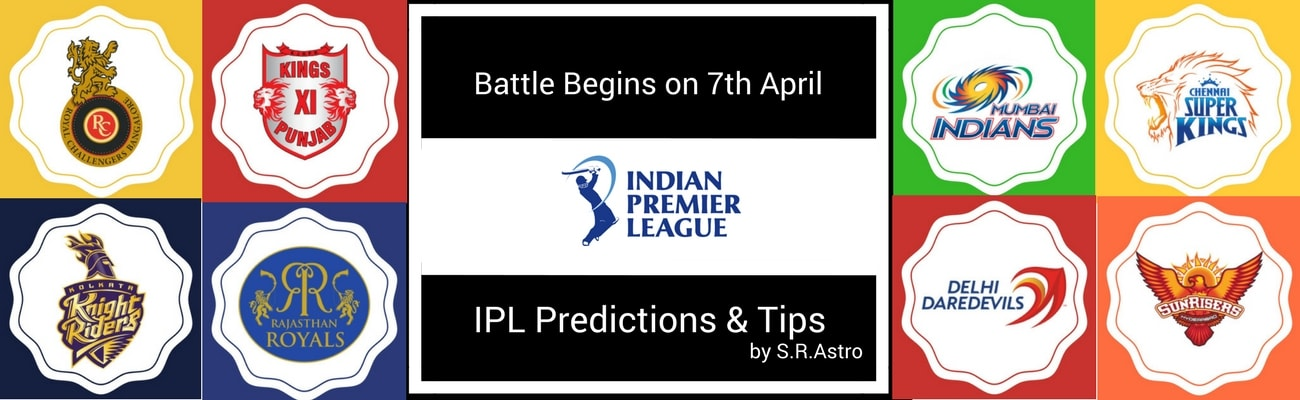 Vivo IPL Predictions